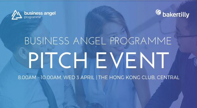 Business Angel Programme Breakfast - Apr 2019