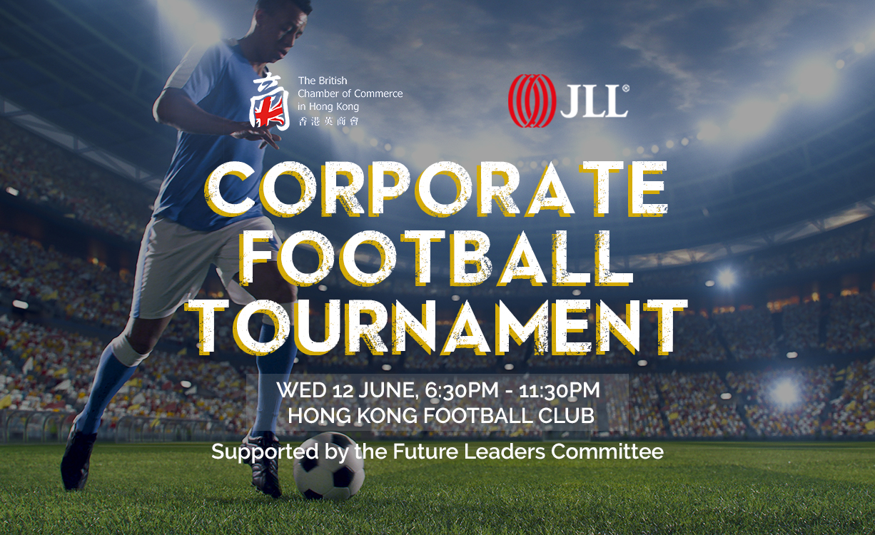 Britcham & JLL 5-A-Side Corporate Football Tournament 2019